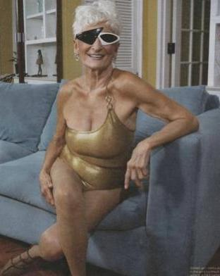 sexy old lady pictures