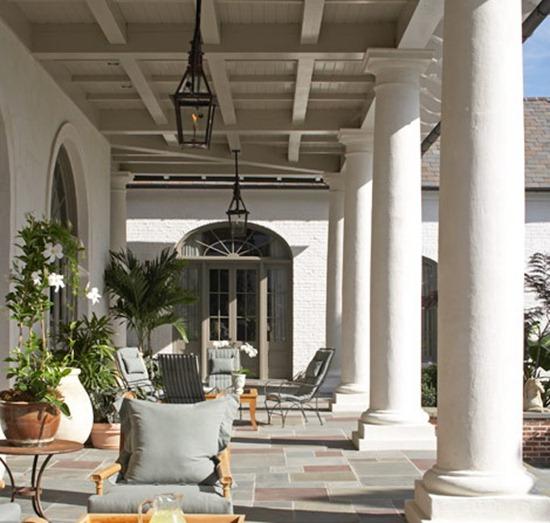 Get Off The Porch and onto The Veranda