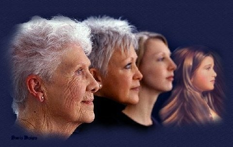 Mother's Day: The Gift of Four Generations of Women
